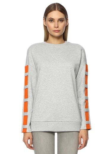 NetWork Sweatshirt Gri